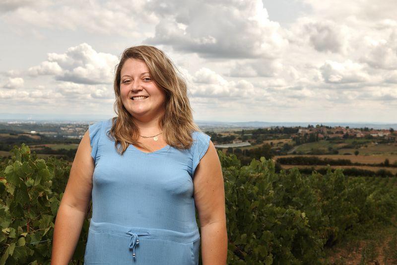 Potrait Lucie Jullian